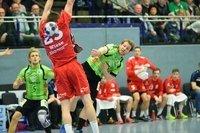 Erste Saisonniederlage gegen die HSG Nordhorn-Lingen