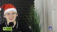 TVE Weihnachtsgrüße als Video