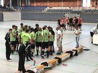 Testspielniederlage gegen Nordhorn