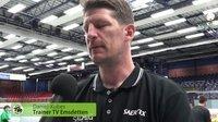 TVE.TV - Daniel Kubes nach dem Sieg gegen Hamm