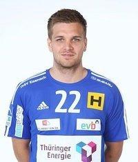 Dirk Holzner in der kommenden Saison im TVE-Dress