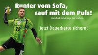 Dauerkarten-Verlängerung für die Handball-Saison 2018/19