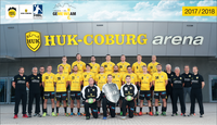 Vorletztes Saisonspiel in Coburg