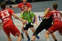 Spitzenspiel in der 2. Handball-Bundesliga