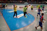 Liegengelassene Punkte beim ersten Heimspiel gegen den TV Grosswallstadt
