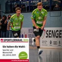 Johannes Wasielewski in der Auswahl zum Sportler des Jahres