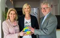 Katja Schäfers ergänzt das Team des TV Emsdetten