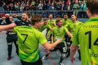 TV Emsdetten gewinnt in Dessau
