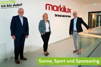 Neue Partnerschaft: TVE wird von markilux