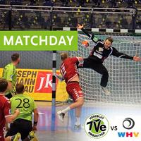 Heute: TVE vs. Wilhelmshavener HV