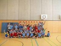 Trainieren wie die Profis - TVE zu Gast in Gievenbeck
