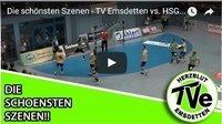 TVE.TV:  Die schönsten Szenen TV Emsdetten - HSG Konstanz