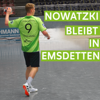 TVE bindet Nowatzki langfristig